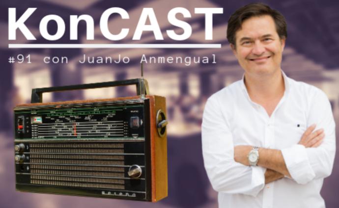 Entrevista en Podcast KONCast