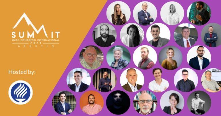 Ponencia en el SUMMIT  internacional de marketing de la Universidad de Monterrey