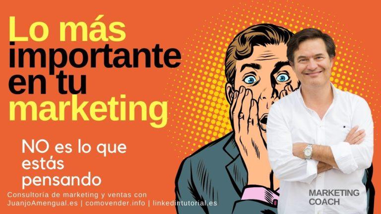Los 4 errores más comunes en marketing